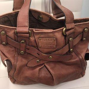 Fossil   Long Live Vintage 1954 Leather Shlder Bag